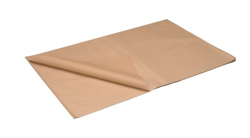 Wrapping Paper Strong Thick Sheets 70gsm 750x1150mm Brown [Pack 50]