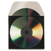 Image for 3L Self-Adhesive CD Pocket with Protective Inlay Pack of 10 10246
