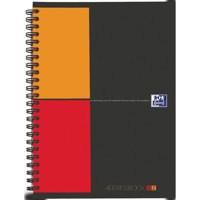 Image for Oxford International Address Book A-Z Polypropylene Wirebound 160pp 90gsm A5 Ref 100103165
