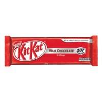 Nestle Kit Kat Chocolate Bars 2 Finger Bars Code 12097518 Pack 8