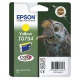 Epson Owl Claria Photographic Ink Yellow T0794