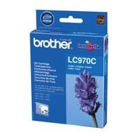 Brother Inkjet Cartridge Cyan Code LC970C