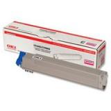 Oki Laser Toner Cartridge Magenta Code 42918914