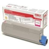 Oki Laser Toner Cartridge Magenta Code 43324422