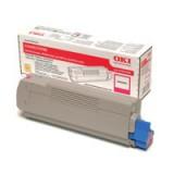 Oki Laser Toner Cartridge Magenta Code 43381906