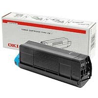 Oki B4400/B4600 High Capacity Toner Code 43502002