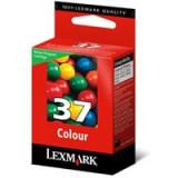 Lexmark No.37 Inkjet Cartridge Return Program 3-Colour Code 18C2140E
