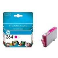 HP No.364 Inkjet Cartridge Magenta Code CB319EE