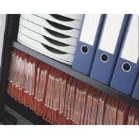 Image for Bisley Extra Shelf including Filing Rail for A4 EuroTambour W1000mm Ref ET410SHPS