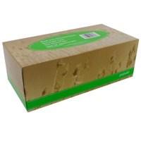 Papura Facial Tissues from Sugar Cane minus Chlorine Bleach 2 Ply 120 Sheets Code 1514