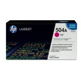 HP No.504A Laser Toner Cartridge Magenta Code CE253A