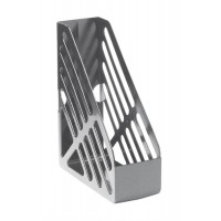 Image for 5 Star Magazine Rack File Foolscap Grey
