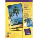 Avery DVD Case Inserts Inkjet 273x183mm Ref J8437-25 [Pack 25]