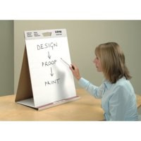 Image for Bi-Office Table Self-Stick Flipchart Pad