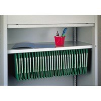 Image for Bisley Lateral Filing Shelf Grey BUS1GY
