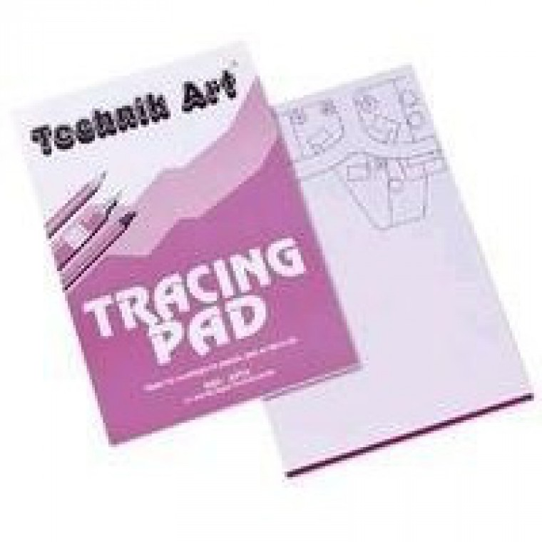 Technik A3 Art Tracing Pad 40Sht XPT3