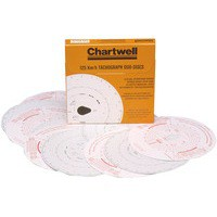 Image for Chartwell Tachograph Discs Kienzle Combined Manual and Automatic Ref CK801/1101GZ [Pack 100]
