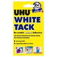 Image for UHU White Tack 43506