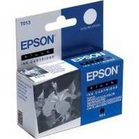 Image for Epson Inkjet Cartridge Stylus 480 Black 10ml T013 C13T013401
