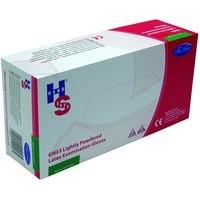 Image for Handsafe Latex Gloves Lge Pk100 Natural