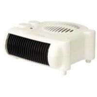Image for HI Distribution 2Kw Flat Fan Heater White CRH6140F/H