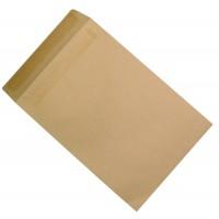 Image for 5 Star Envelopes Heavyweight Pocket Press Seal 115gsm Manilla C4 [Pack 250]