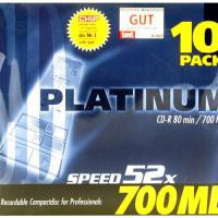 Image for Q-Connect CD-R 700MB/80minutes in Slim Jewel Case Pk 10