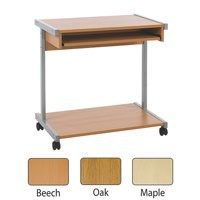 Image for FF Jemini Intro 800 Computer Stand Beech