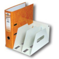 Image for Rotadex 3-Section Lever Arch File Rack LAR3
