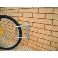 Image for Cycle Holder Wall Mntd 45 Degree 306936