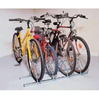 Image for Cycle Rack 4-Bike Capacity Alumin 309714