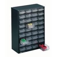 Image for Dk.Grey Storage Cabinet 36 Drawer 324160