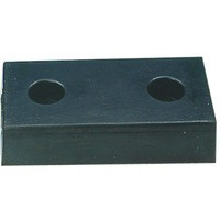 Image for Heavy Duty Dock Bumper Rectangular Type 2-2 Hole 330105