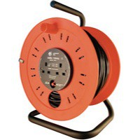 Image for 13Amp 3 Socket Extension Cable 50M