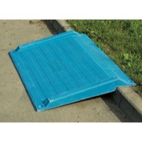 Image for Safe Kerb Ramp Blue 355830