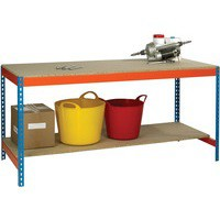 Image for Workbench Blue/Orange 378931