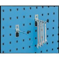 Image for Single Tool Hook 6X50mm Pk 5 Zinc 306965