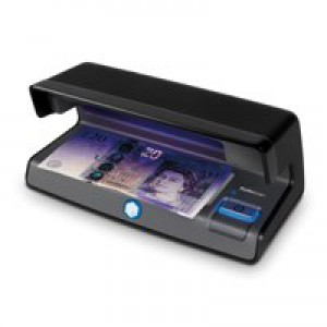Safescan Counterfeit Detector UV70 Black 131-0400
