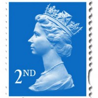 Image for 100 2nd Class Stamps