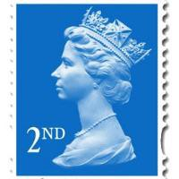 Image for 50 2ND CLASS LARGE LETTER STAMPS