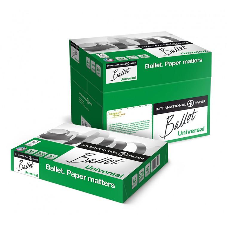 Ballet A3 80gsm Multipurpose Wht Paper (REAM)