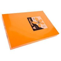 Image for A4 Orange 160gsm Copier Card