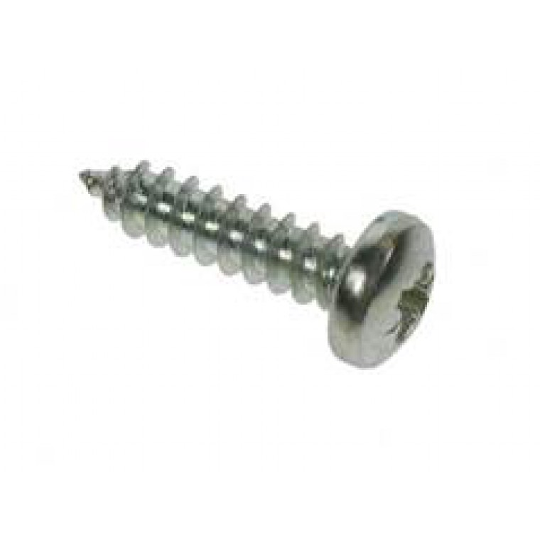 4 x ¼ Inch POZI SELF TAPPER SCREWS Pan Head (1000)