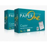 Paper One Copier (Greenpack) White 210x297mm A4 (5 x Reams)