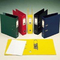 Bantex Lever Arch File PVC A4 Upright 70mm Red 1450-09
