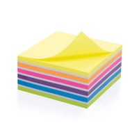 Image for Initiative Sticky Notes Cube 76 x 76mm