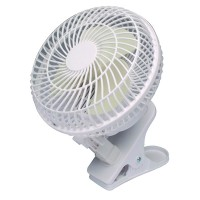 Image for Q-Connect 150mm/6 Inch Clip Fan