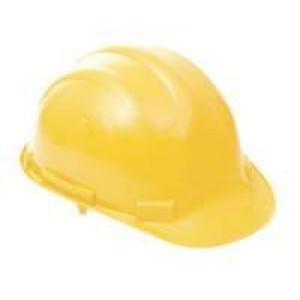 *Proforce Yellow Comfort Safety Helmet HP02