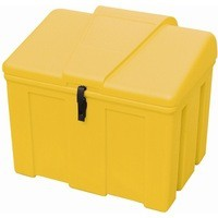 Image for Grit/Sand Box 110L Yellow 379941