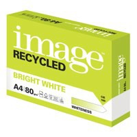Image for Image Recycled Bright White A4 80Gsm